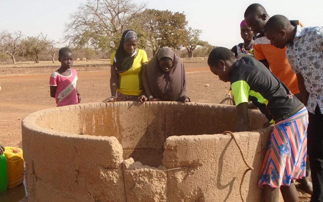 Usages de l'eau dans l'extraction minière artisanale, le cas du site de Karengtenga – Burkina Faso