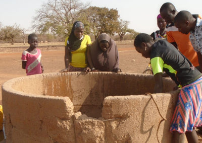 Water use in artisanal and small-scale mining, study on Karengtenga site – Burkina Faso
