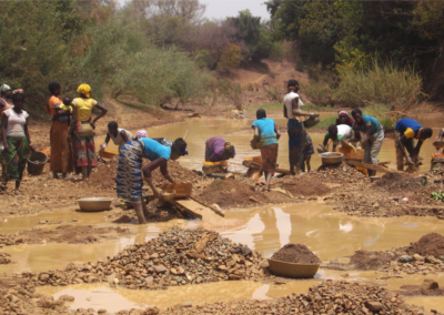 Artisanal and Small-scale Gold Mining as a lever toward sustainable development? – Burkina Faso, Ghana, Guinea, Uganda, Tanzania, Brazil